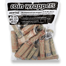 Coin Wrappers